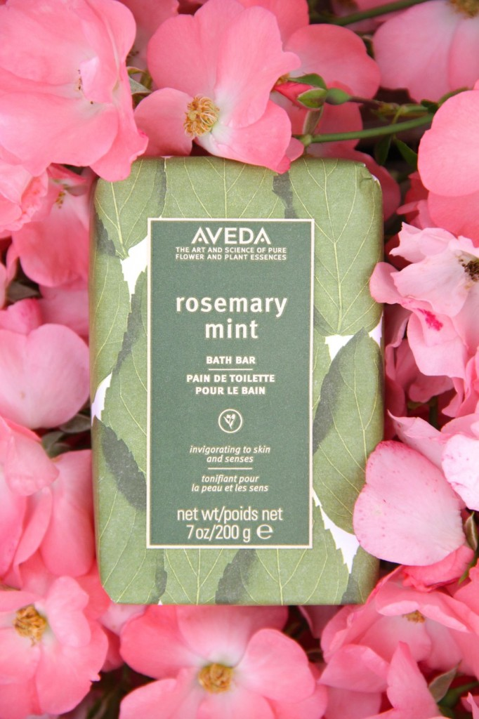 Rosemary and mint facial
