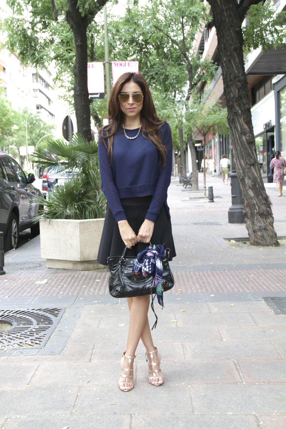 Get the Madrid Street Style look