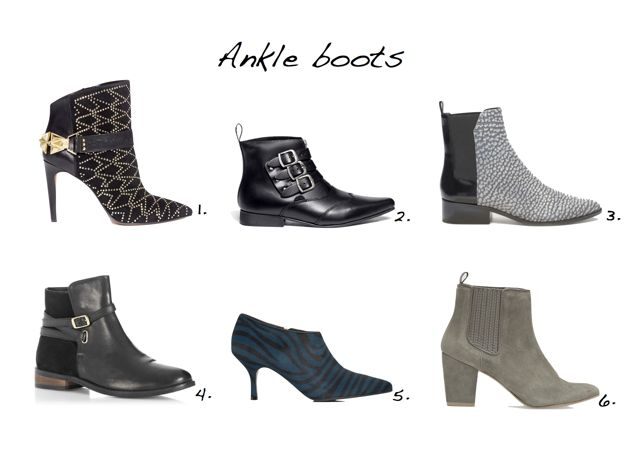 Hello new ankle boots - Style Barista