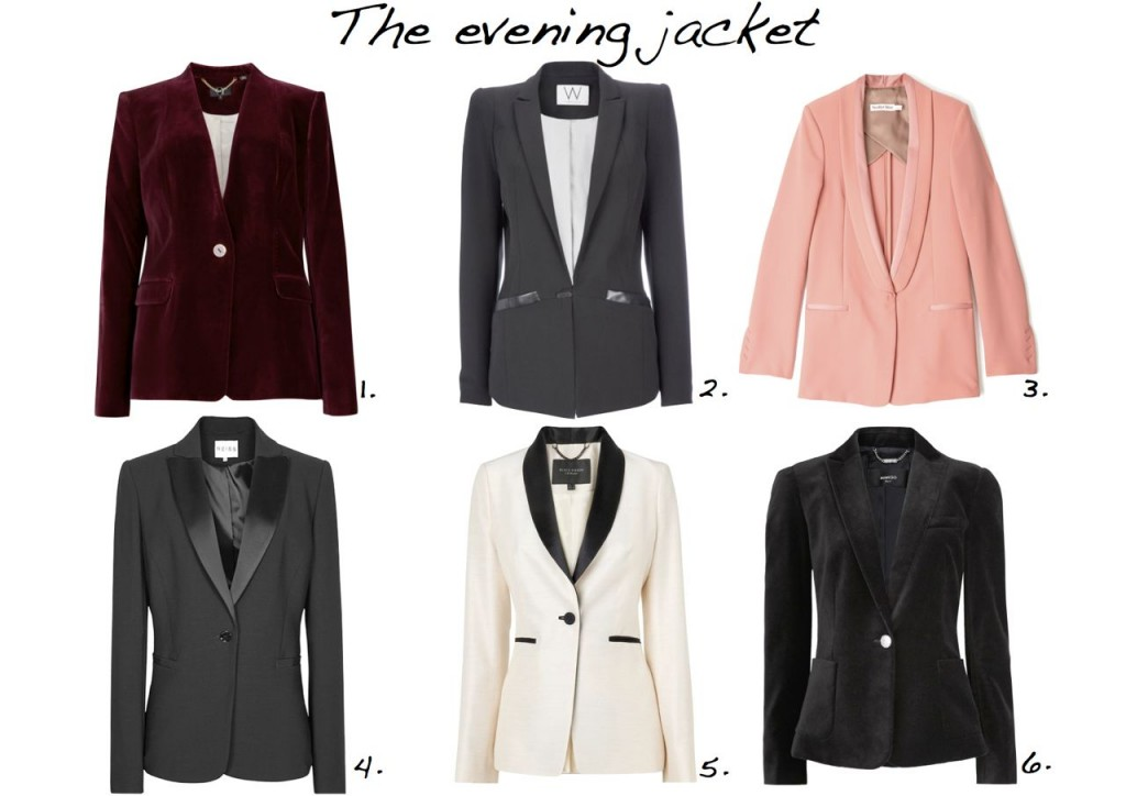 The evening jacket See by Chloe Ted Baker Wallis Reiss L.K