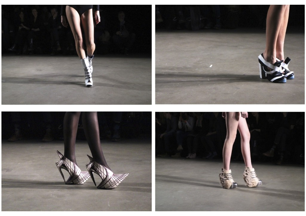 Clarks shoe design award AFW 2014