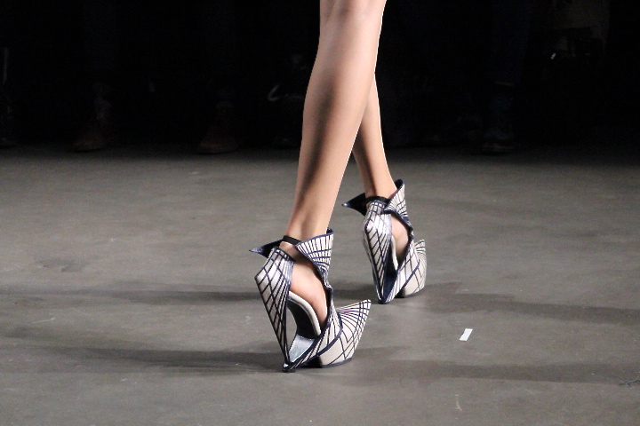 Clarks shoe design awards AFW 2014 ..