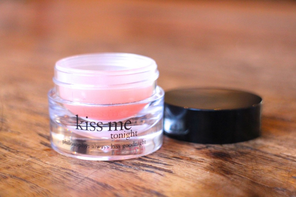 Philosophy kiss me tonight review Style Barista