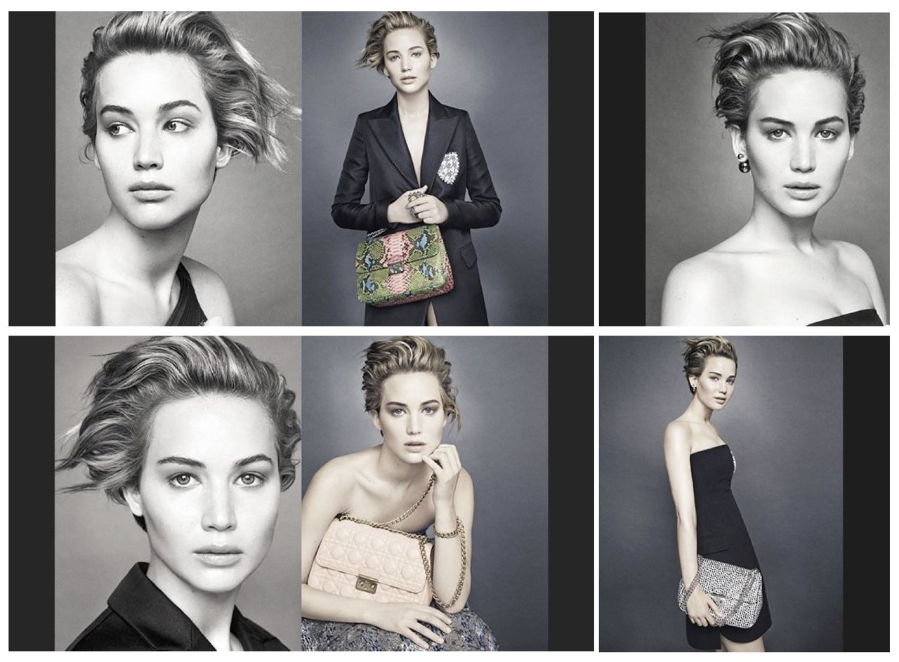 WATCH: The making of Jennifer Lawrence's Miss Dior campaign