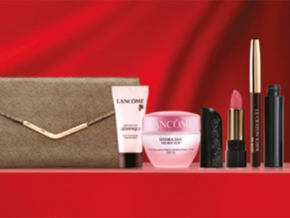 Lancome Gift With Purchase 2014 Toronto