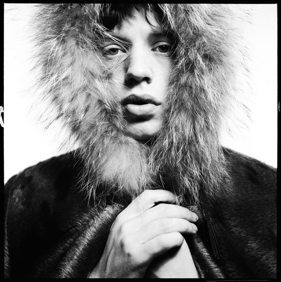 Mick Jagger by David Bailey 1964
