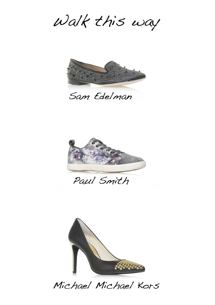 3c726bbd83d Steal Of The Day Sam Edelman slippers Paul Smith sneakers Michael Michael  Kors pumps Style Barista
