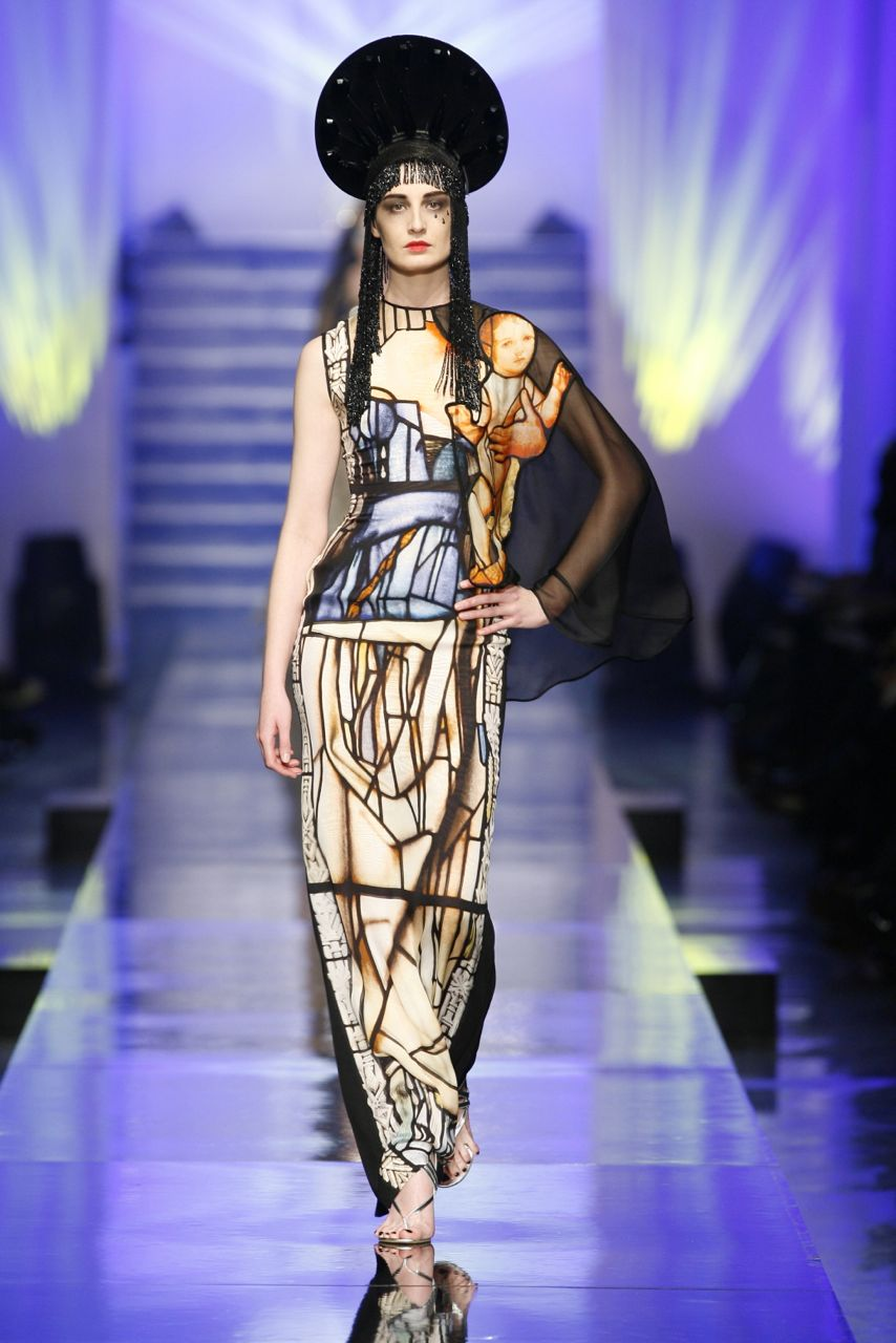 The fashion world of jean paul gaultier from the sidewalk for Jean paul gaultier clothing