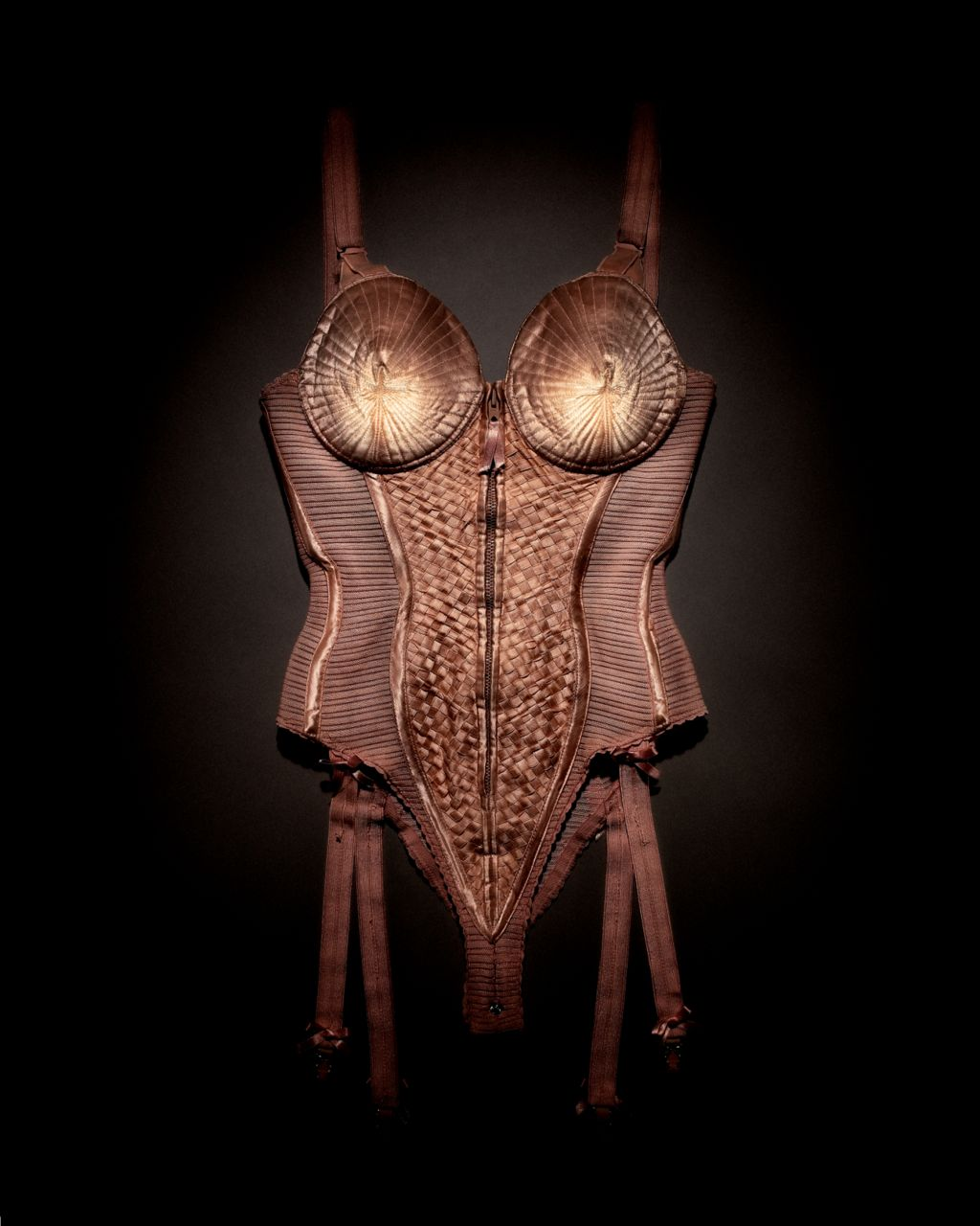3 - Emil Larsson, body corset worn by Madonna, Blond Ambition World Tour. The Fashion World of Jean Paul Gaultier