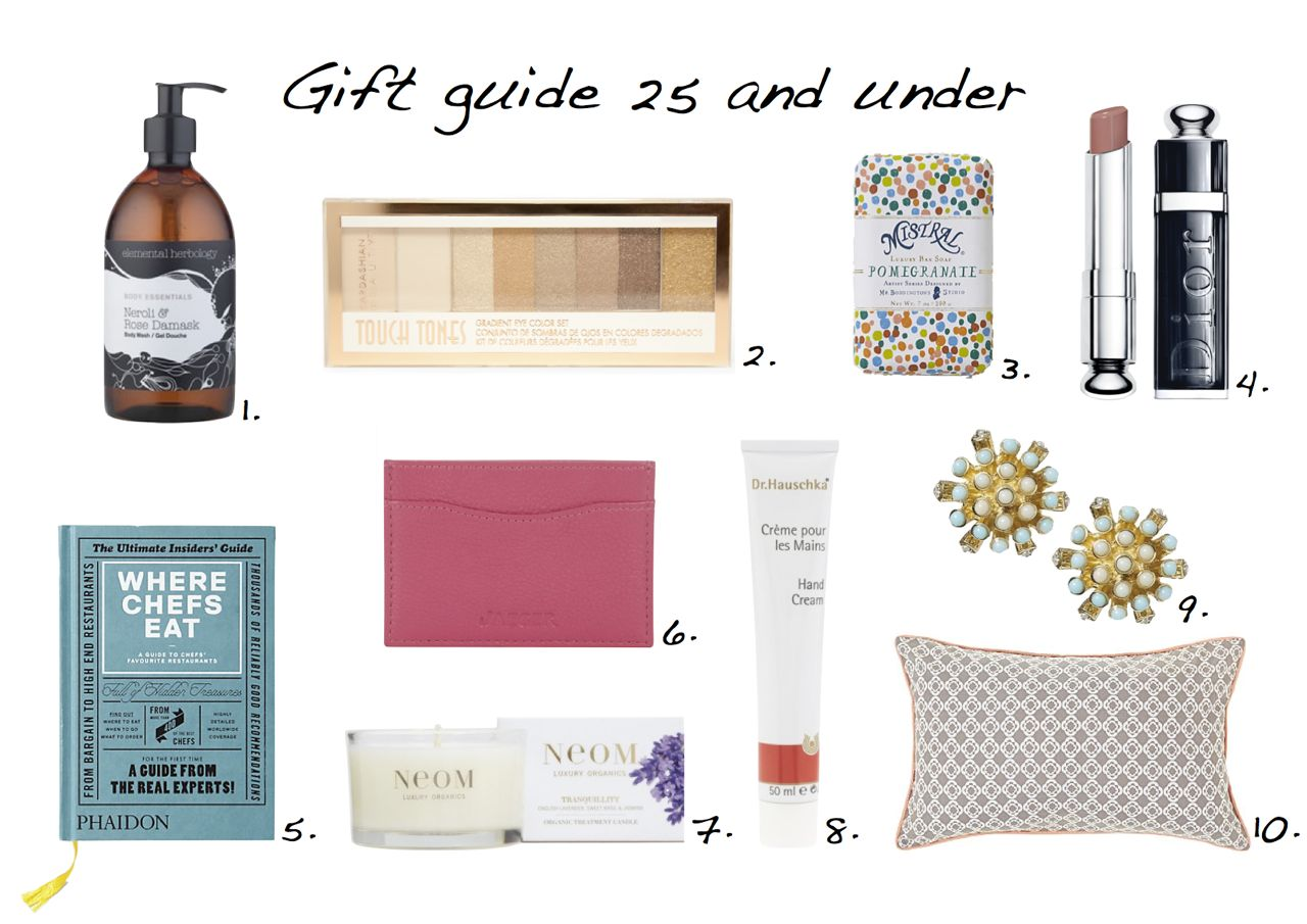 Mother's Day gift guide 25 and under Style Barista