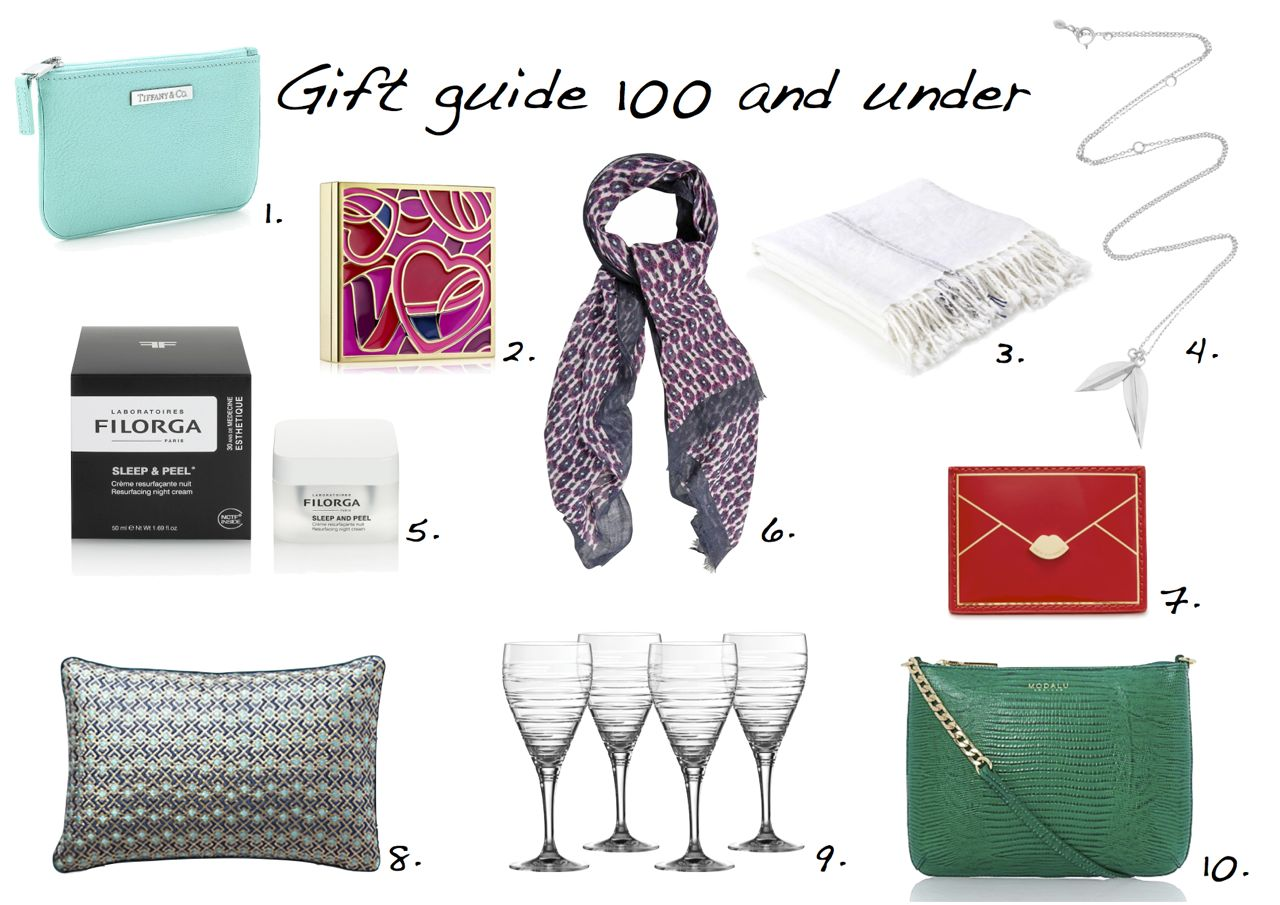 Mother's Day gift guide Mother's Day gift ideas 100 and under Style Barista