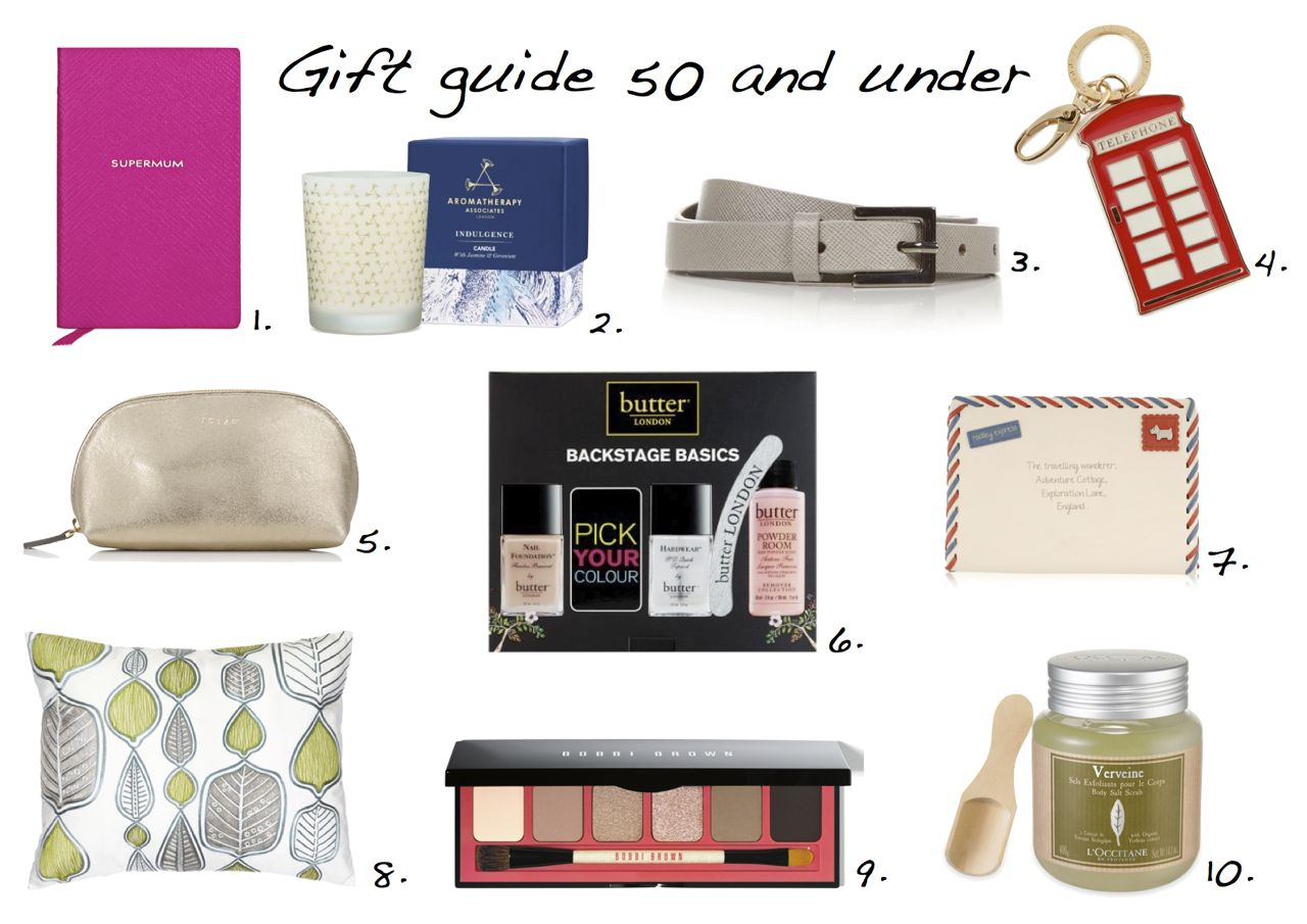 Mother's Day gift guide Mother's Day gift ideas Style Barista 50 and under