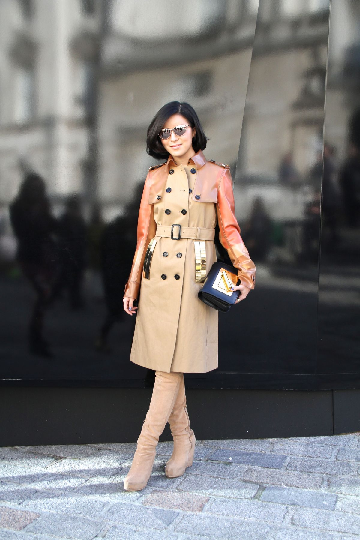 Http Www Stylebarista Com Get The London Street Style Look Burberry Trench Coat