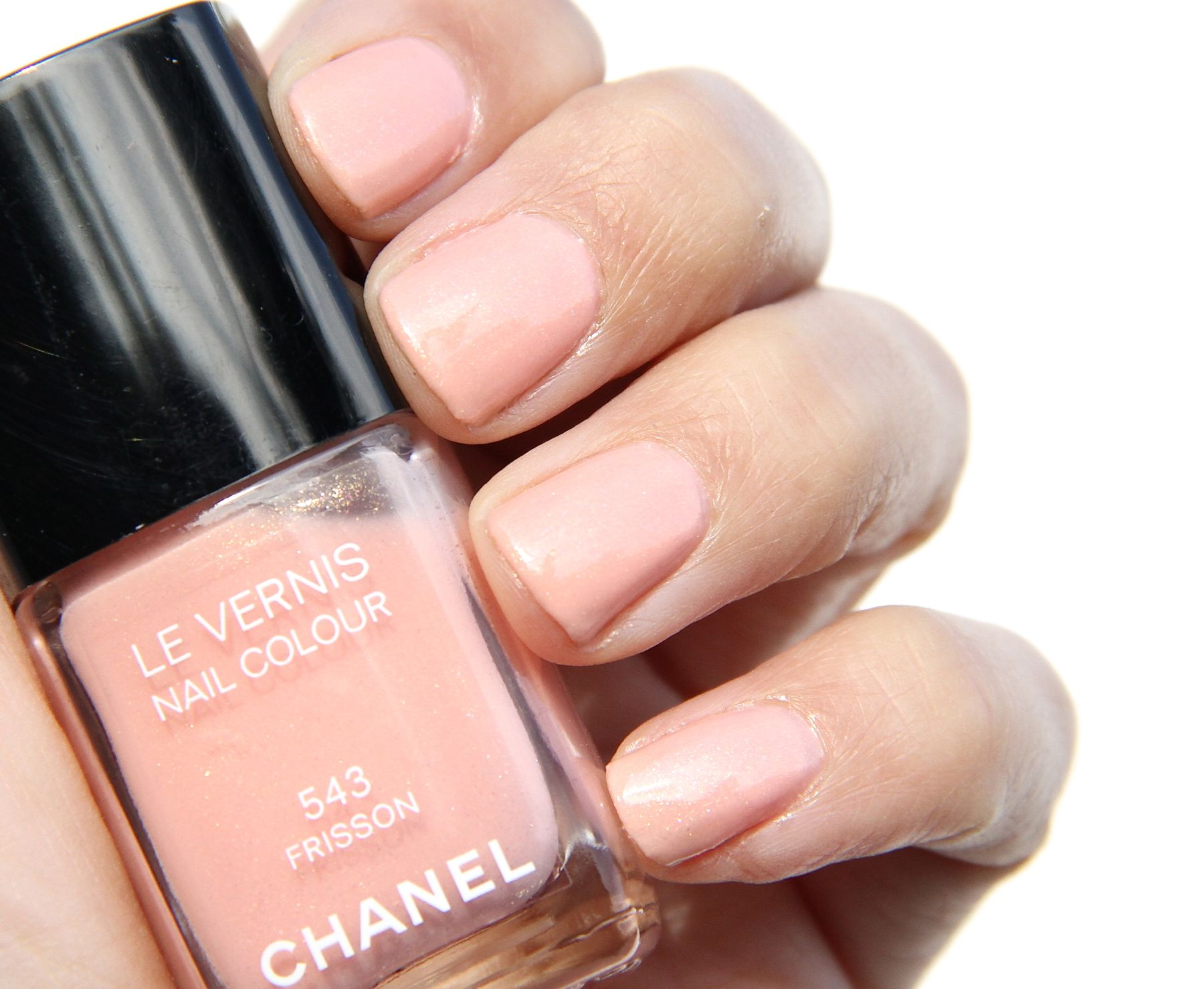 New love - Chanel Frisson 543 - Style Barista