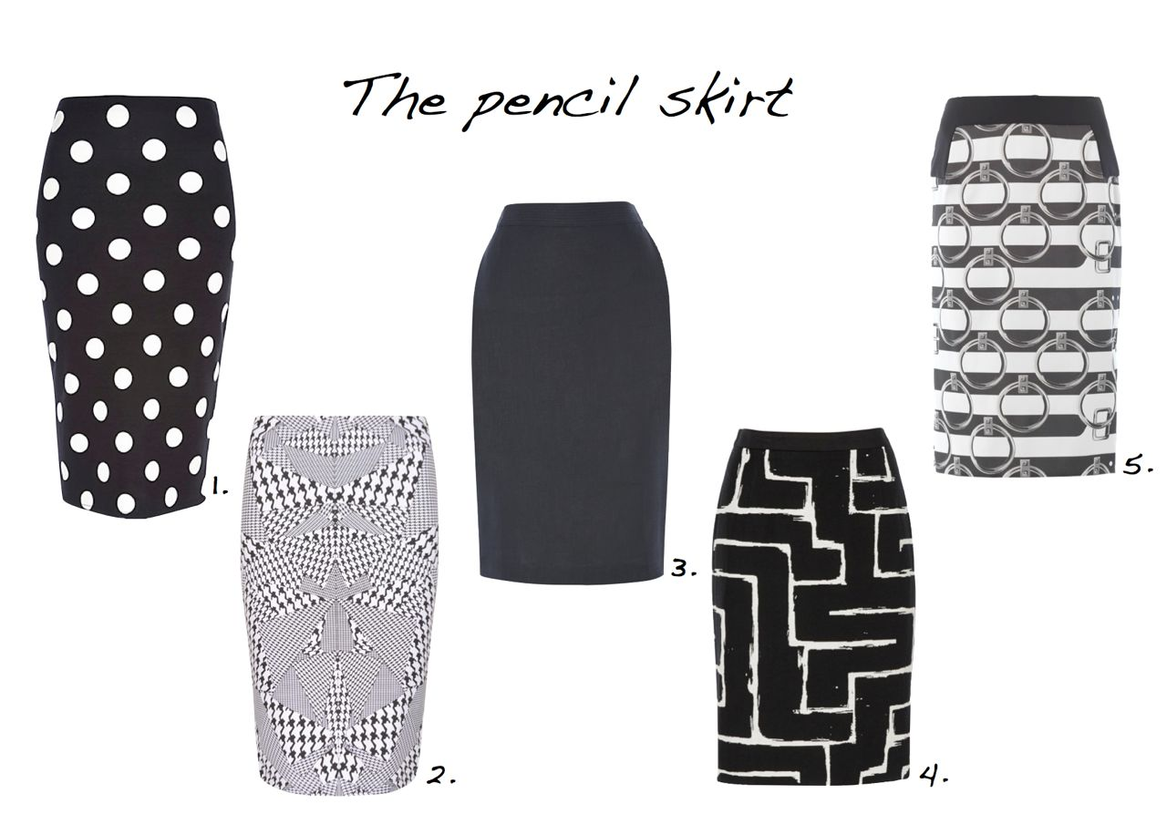 15 Pencil skirts to look stylish in - Style Barista