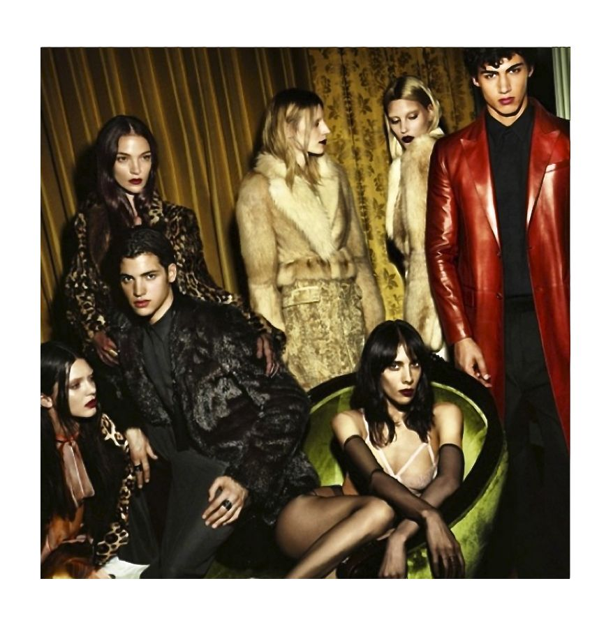 Kendall Jenner Givenchy campaign 2014