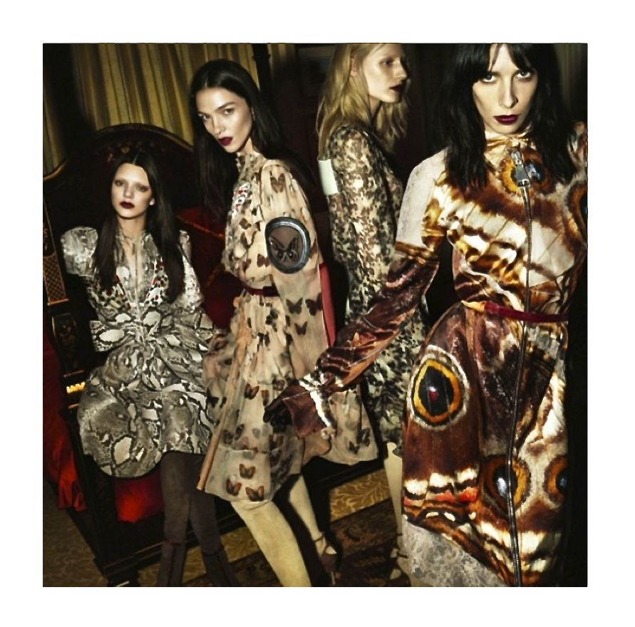 Kendall Jenner Givenchy campaign