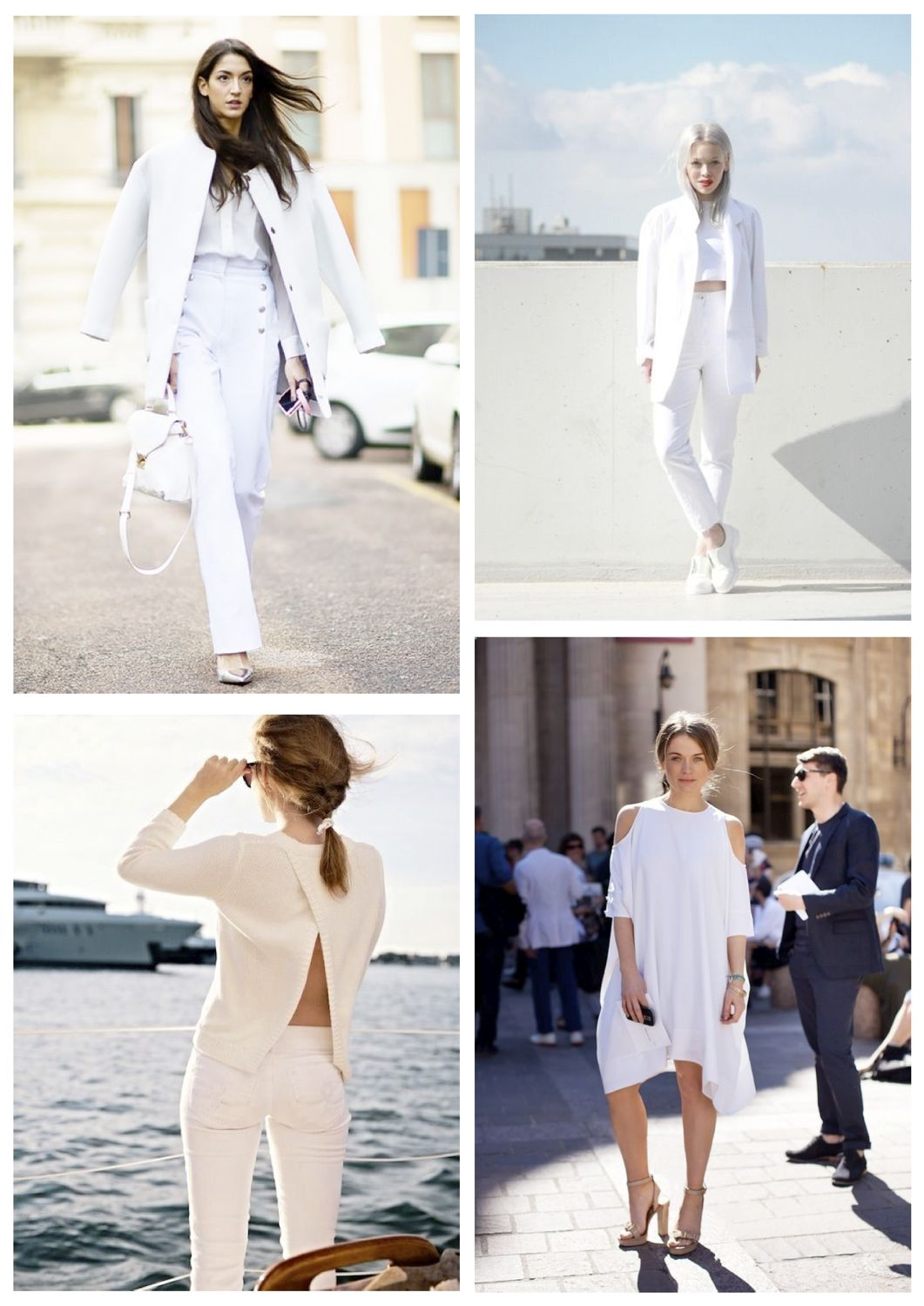 24 all white outfit ideas style barista style barista summer white all white outfit urmus Image collections