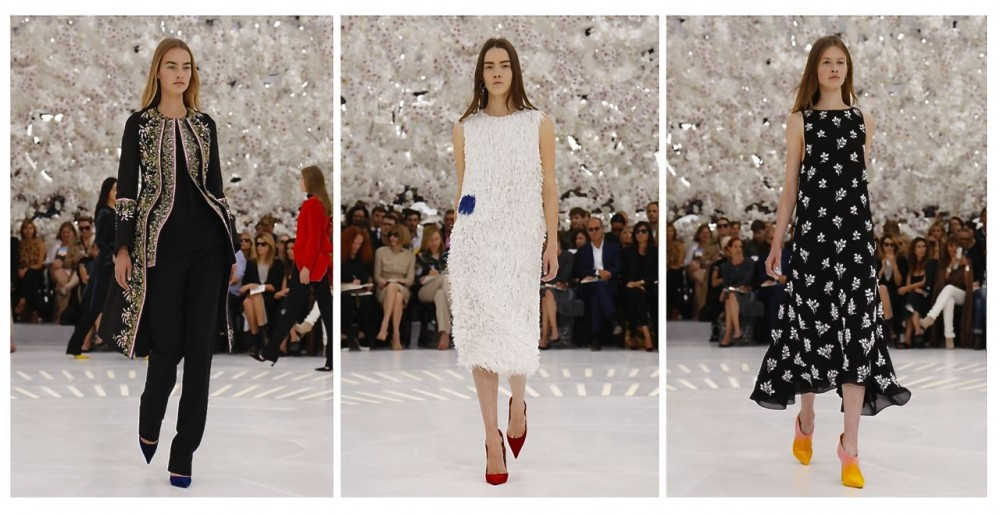 Dior Haute Couture Autumn Winter 14-15