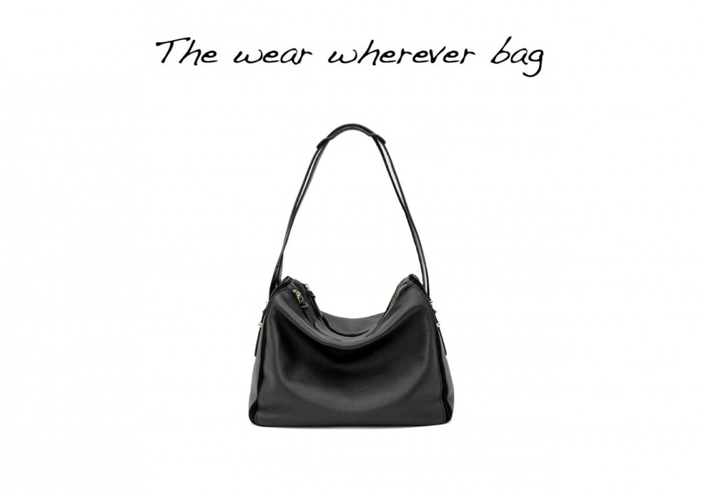 Style Barista Steal Of The Day Reiss bag sale Reiss Harland Double Zip Shoulder Bag