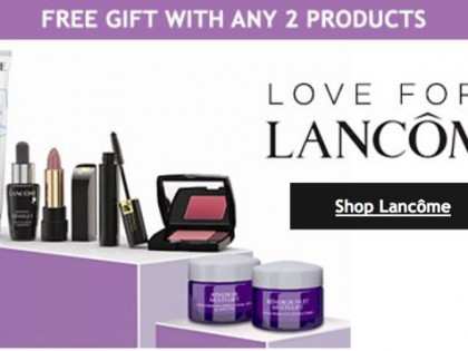 lancome free gift with purchase for your beauty stash a lancome free
