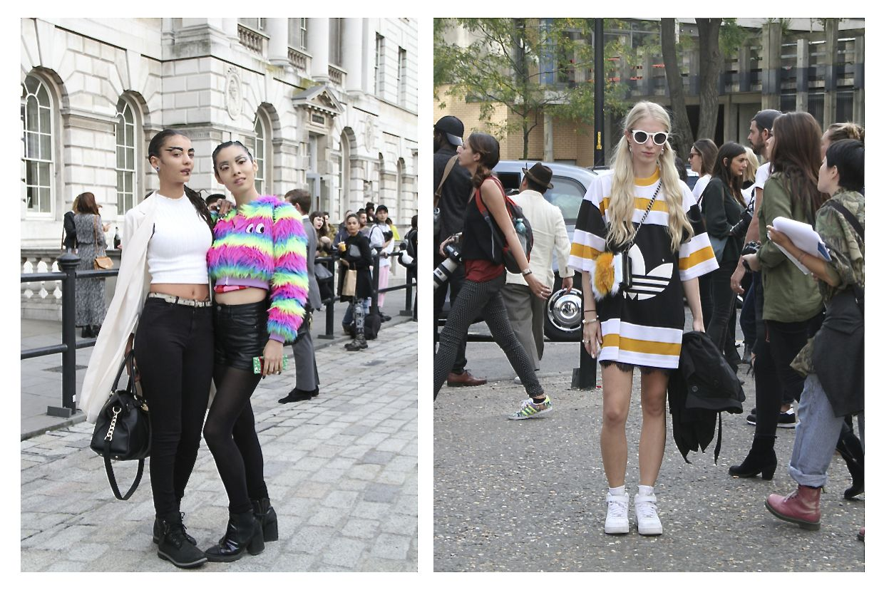London Fashion Week Street Style 21 Looks For Inspiration Style Barista
