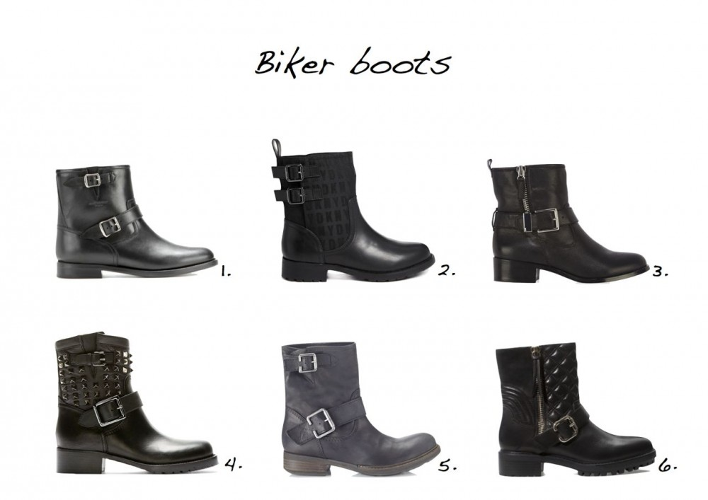 Style Barista DKNY Active Nayla 2 HQ Logo Jacquard With Thinsulate Biker Boots Karen Millen Biker Ankle Boot  Jigsaw Valentino Black Rockstud Noire Biker Boots Marco Boot Zara Quilted Leather Low Biker Boot