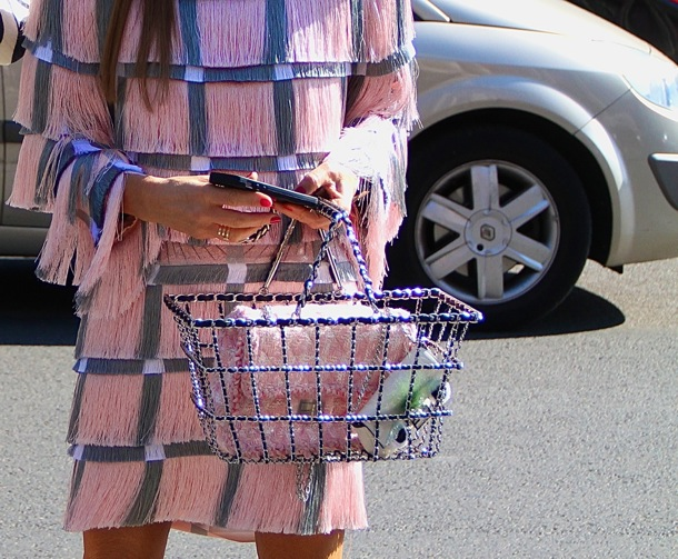 Is The Chanel Shopping Basket The New Chanel-It Bag? - Style Barista