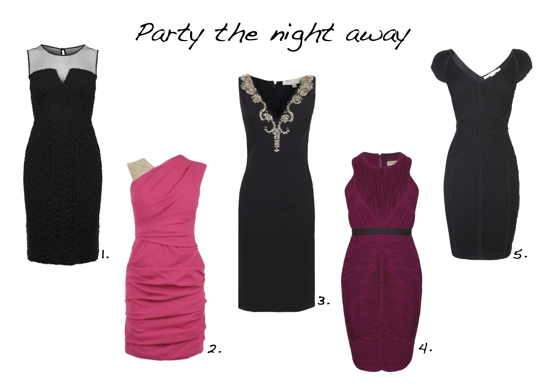designer party dresses