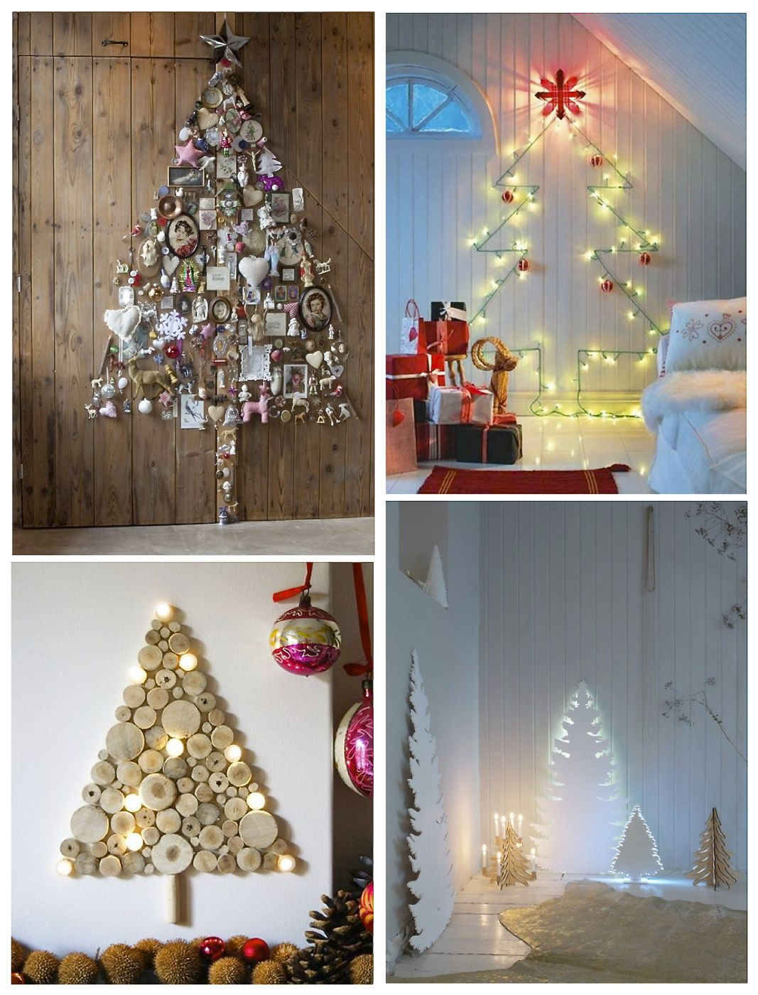 12 Christmas Tree.12 Alternative Christmas Tree Decorating Ideas Style Barista