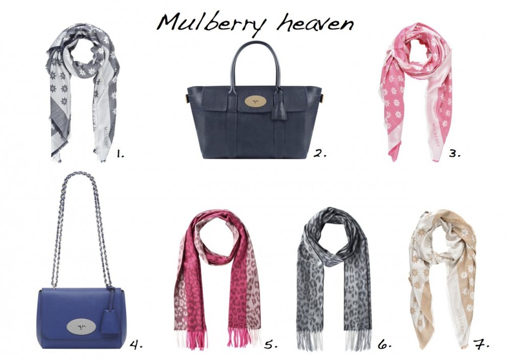 9fe766e0294 Steal Of The Day - Mulberry Time With 18 Items - Style Barista