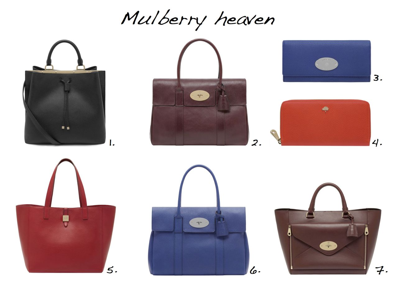 d20553805a5 Steal Of The Day - Mulberry Time With 18 Items - Style Barista