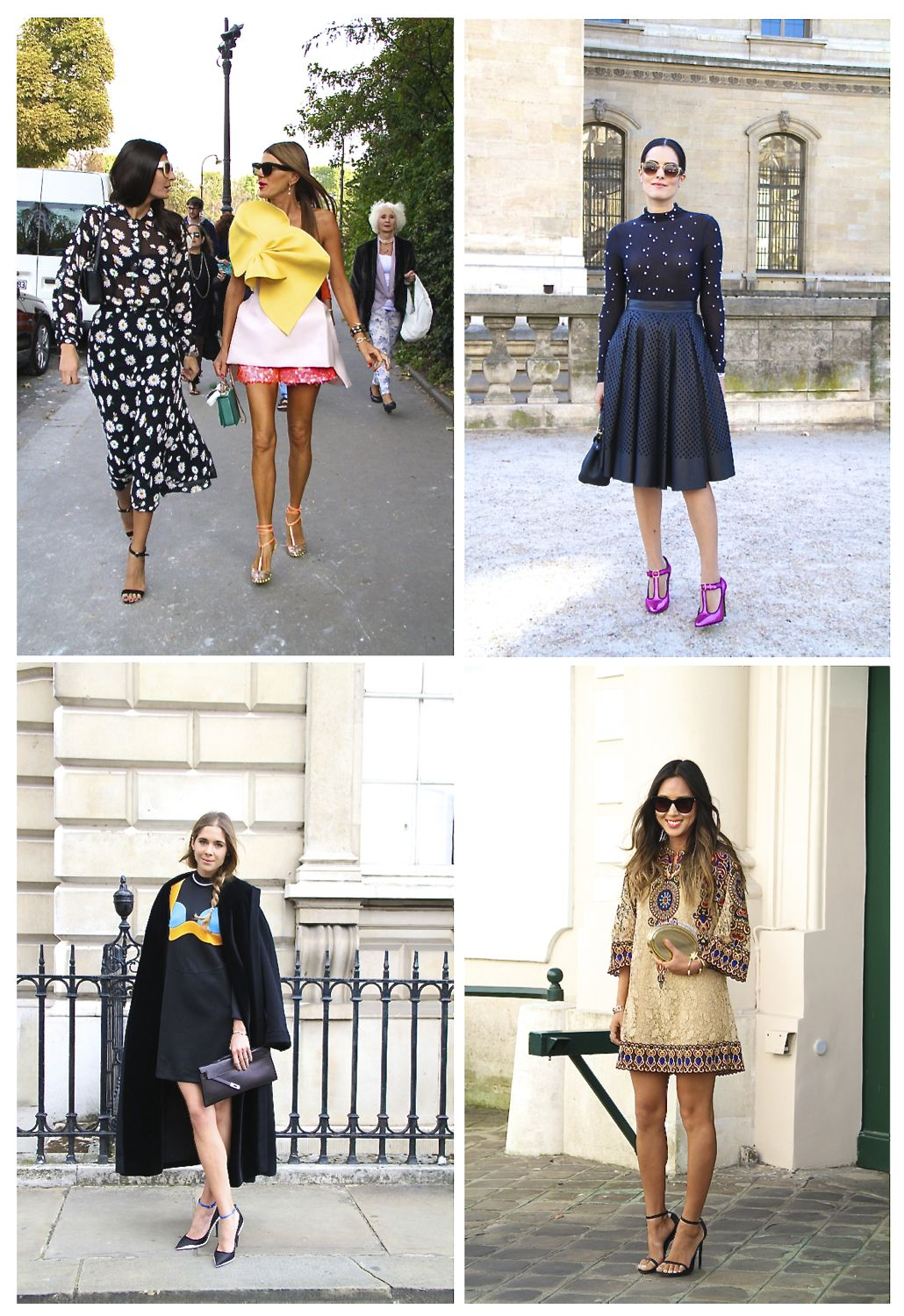 16 Street Style Party Outfit Ideas Style Barista