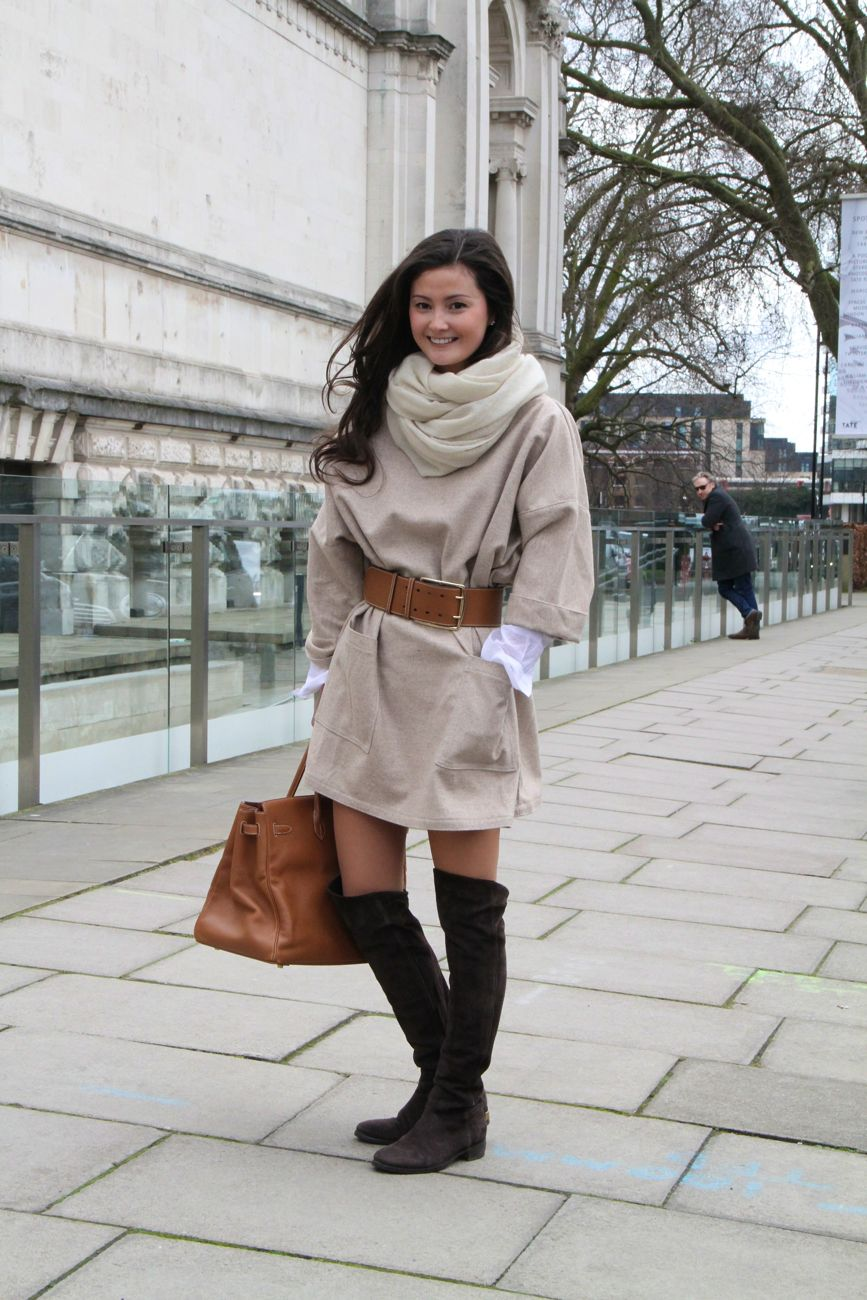 Peony Lim London Fashion street style Style Barista