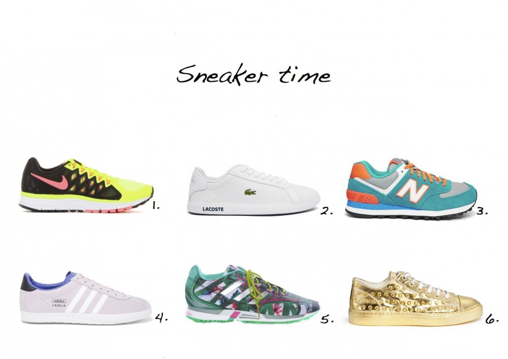 sneakers Gienchi Stud Mirror Leather Low Top Sneakers Nike Zoom Vomero 9 Sneakers Lacoste Graduate White Clean Trainers Adidas Originals Gazelle OG Bliss Purple Trainers Adidas by Mary Katrantzou Bomfared Equipment Racer Trainer