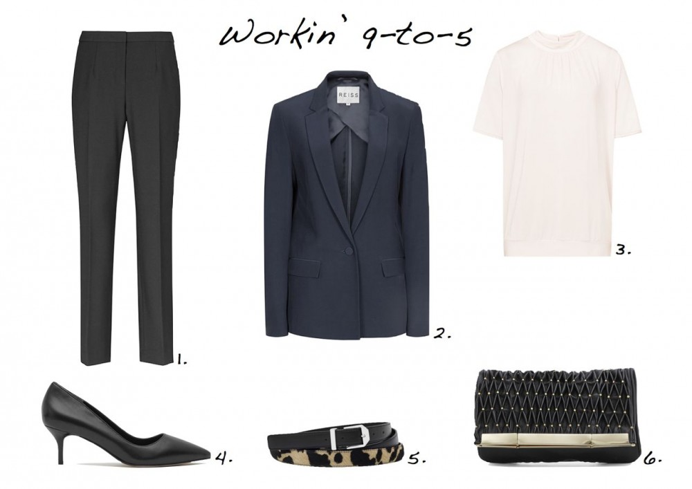 steal of the day reiss sale what to wear to the office