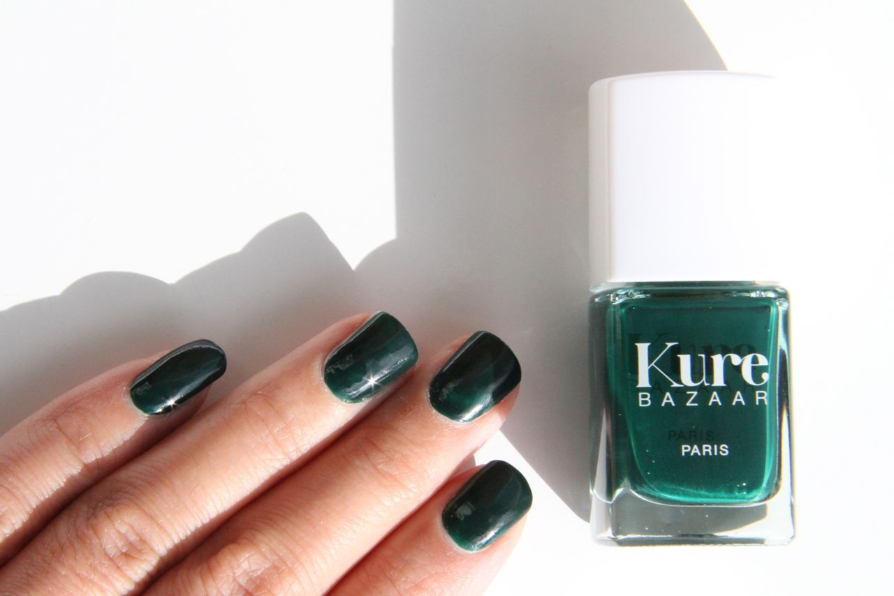 Kure Bazaar, The Eco-Friendly Nail Polish - Style Barista