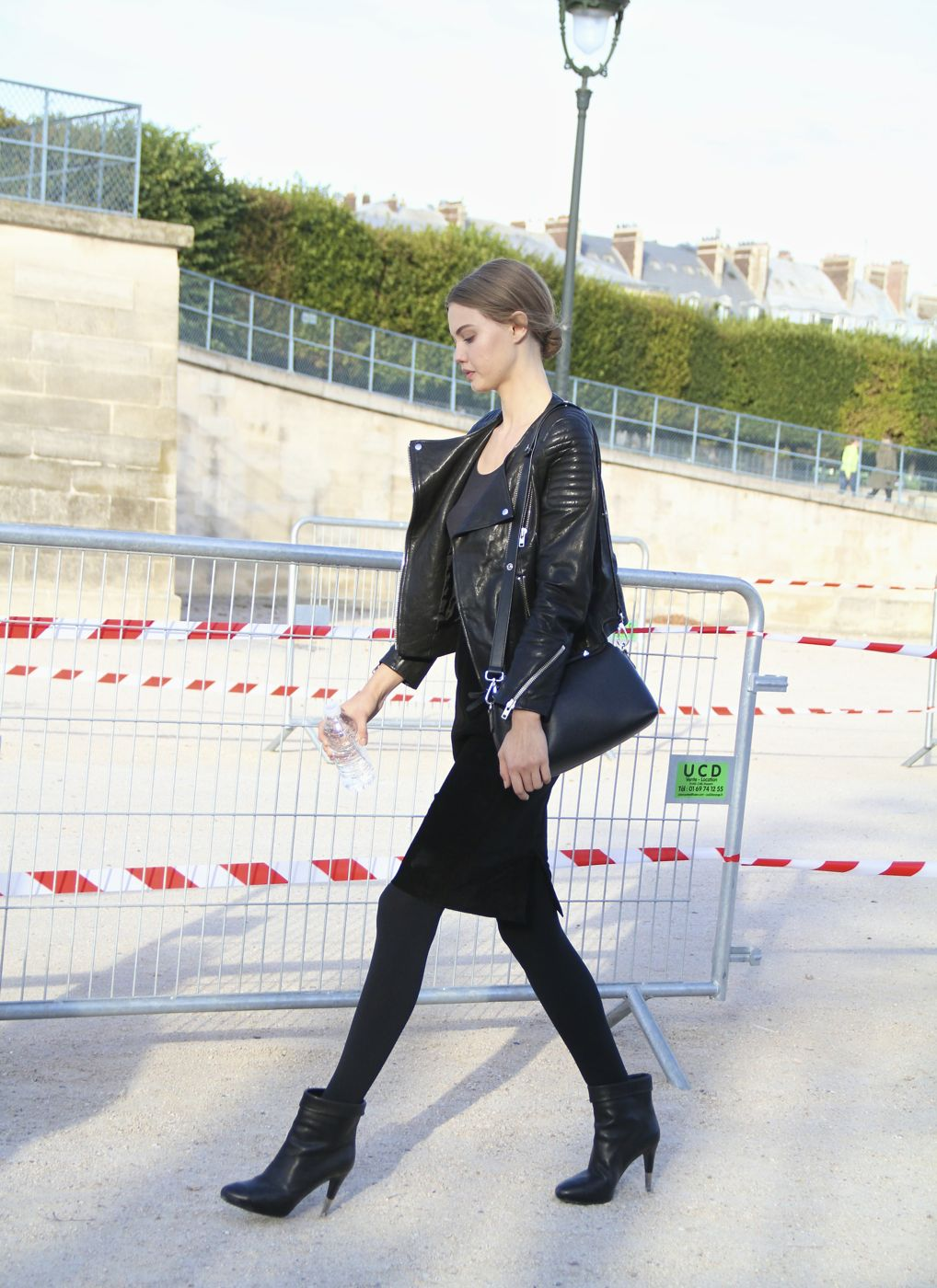 Get The Paris Street Style Look With Lindsey Wixson