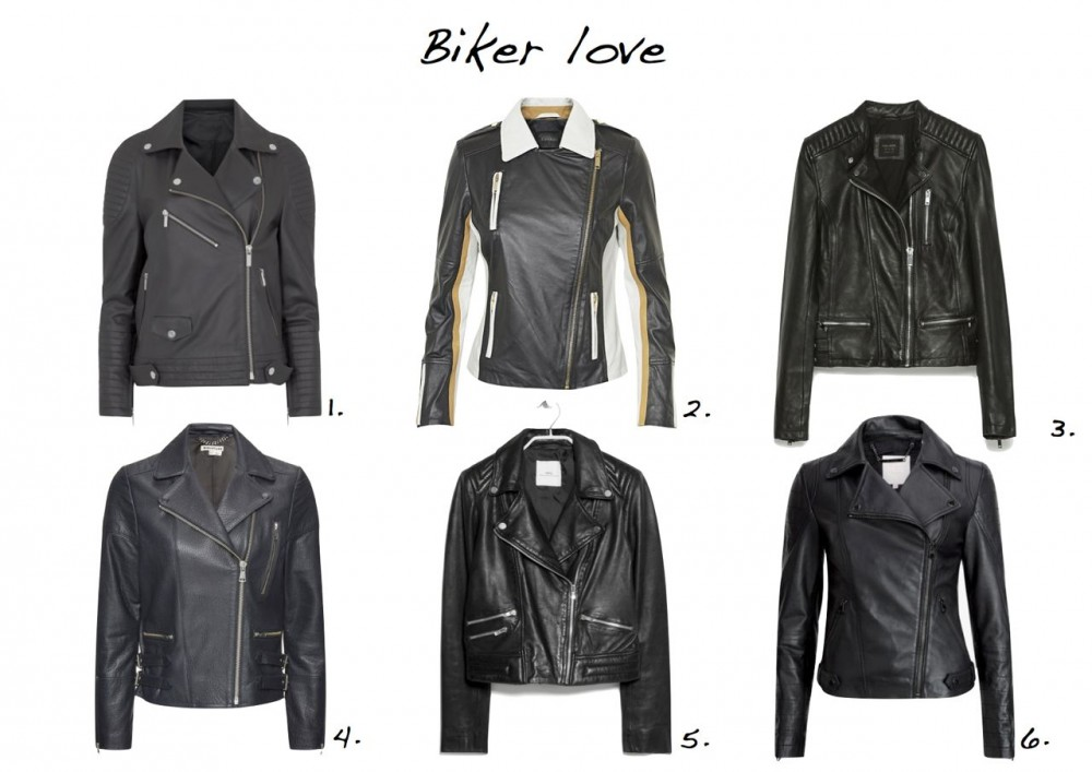 The Wardrobe Staple The Biker Jacket Here Are 18 Style