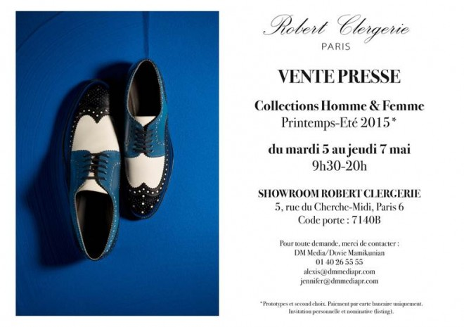 robert-clergerie-sample-sale