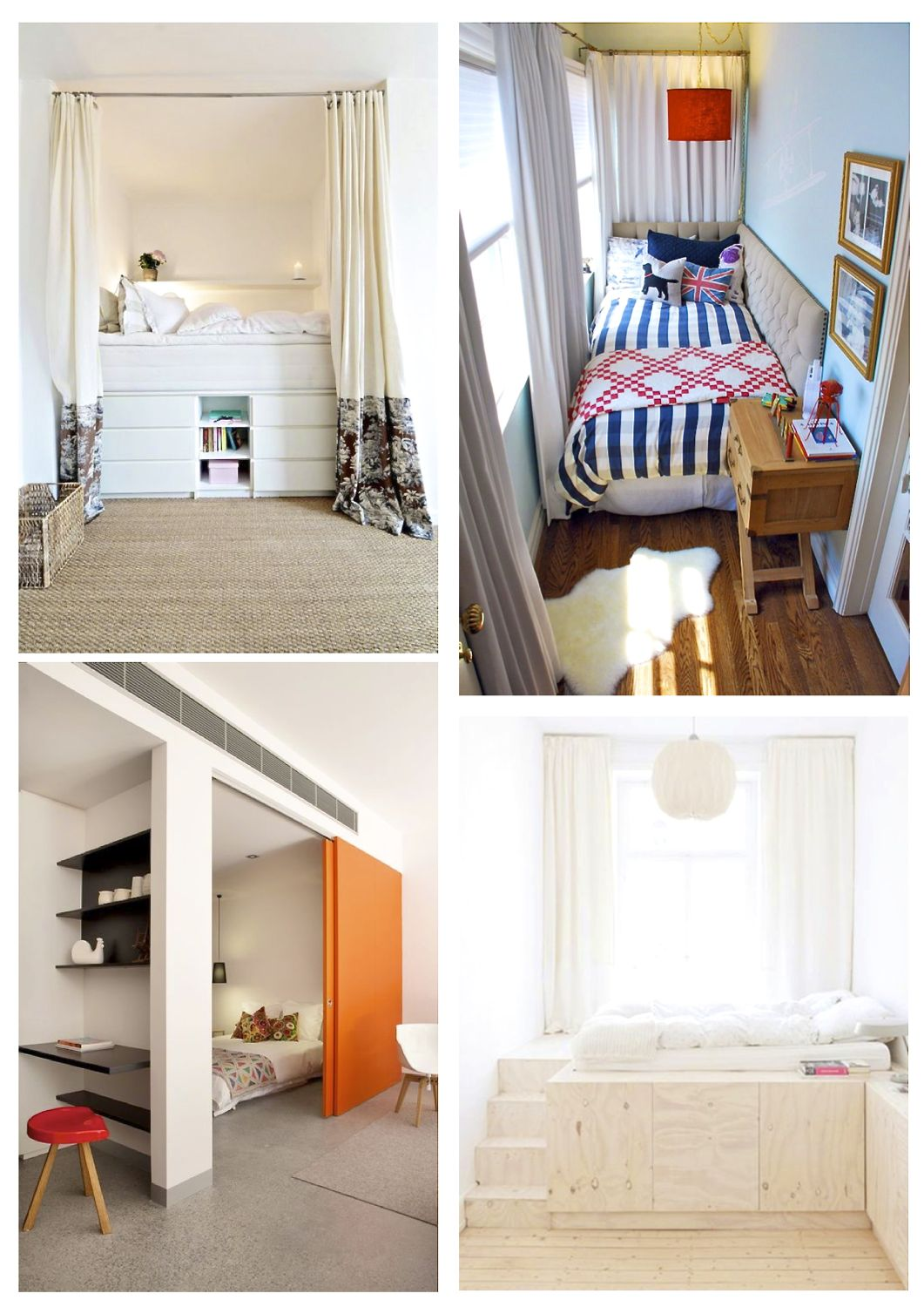 13 Small Bedroom Ideas - Style Barista