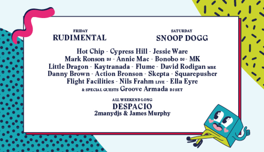 Lovebox things to do in London