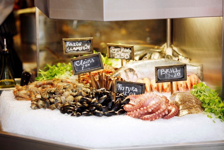 things to do in London Barrafina