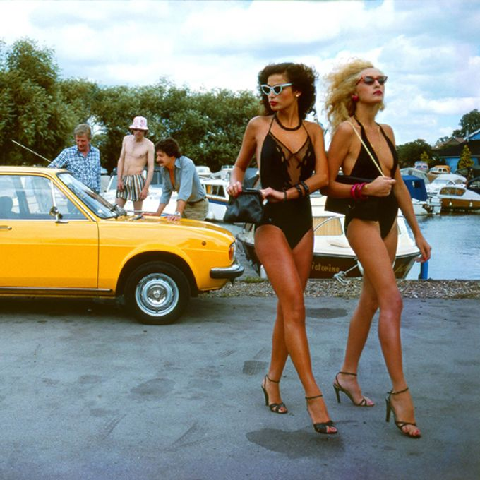 Gallery Vassie 60 Years of Iconic Fashion Photographs