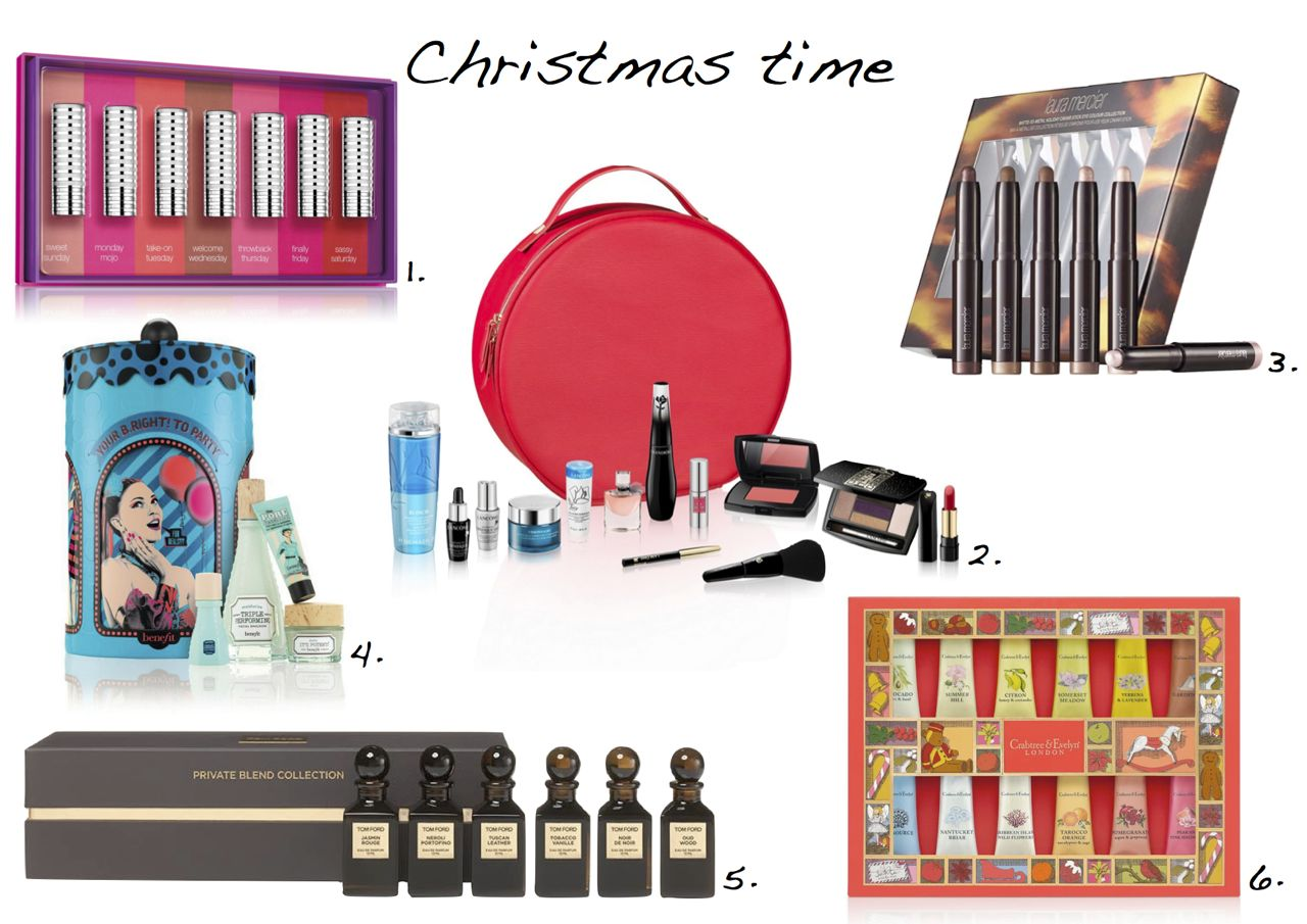 Lancome makeup gift sets style guru fashion glitz