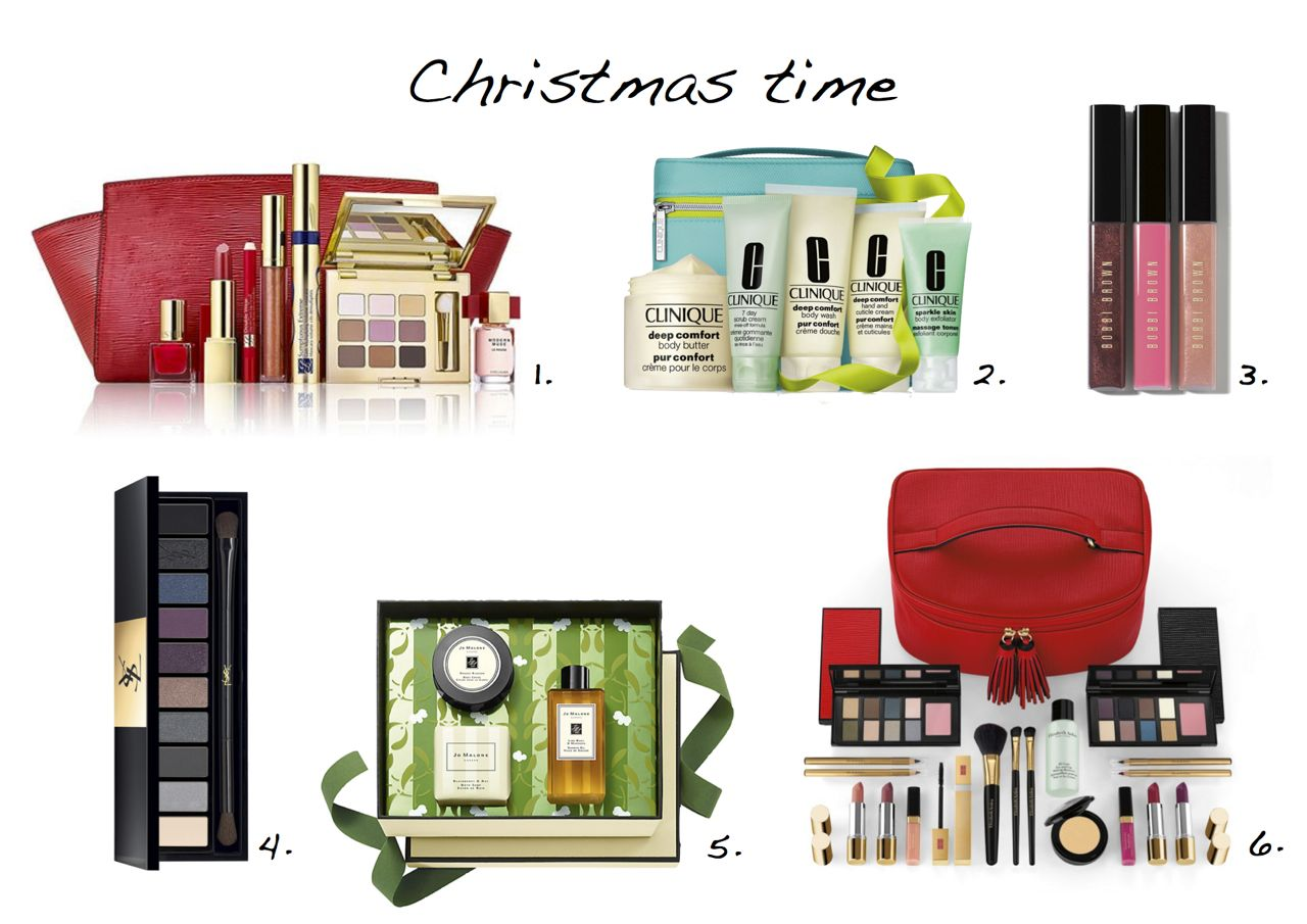 Best christmas beauty gift sets style barista