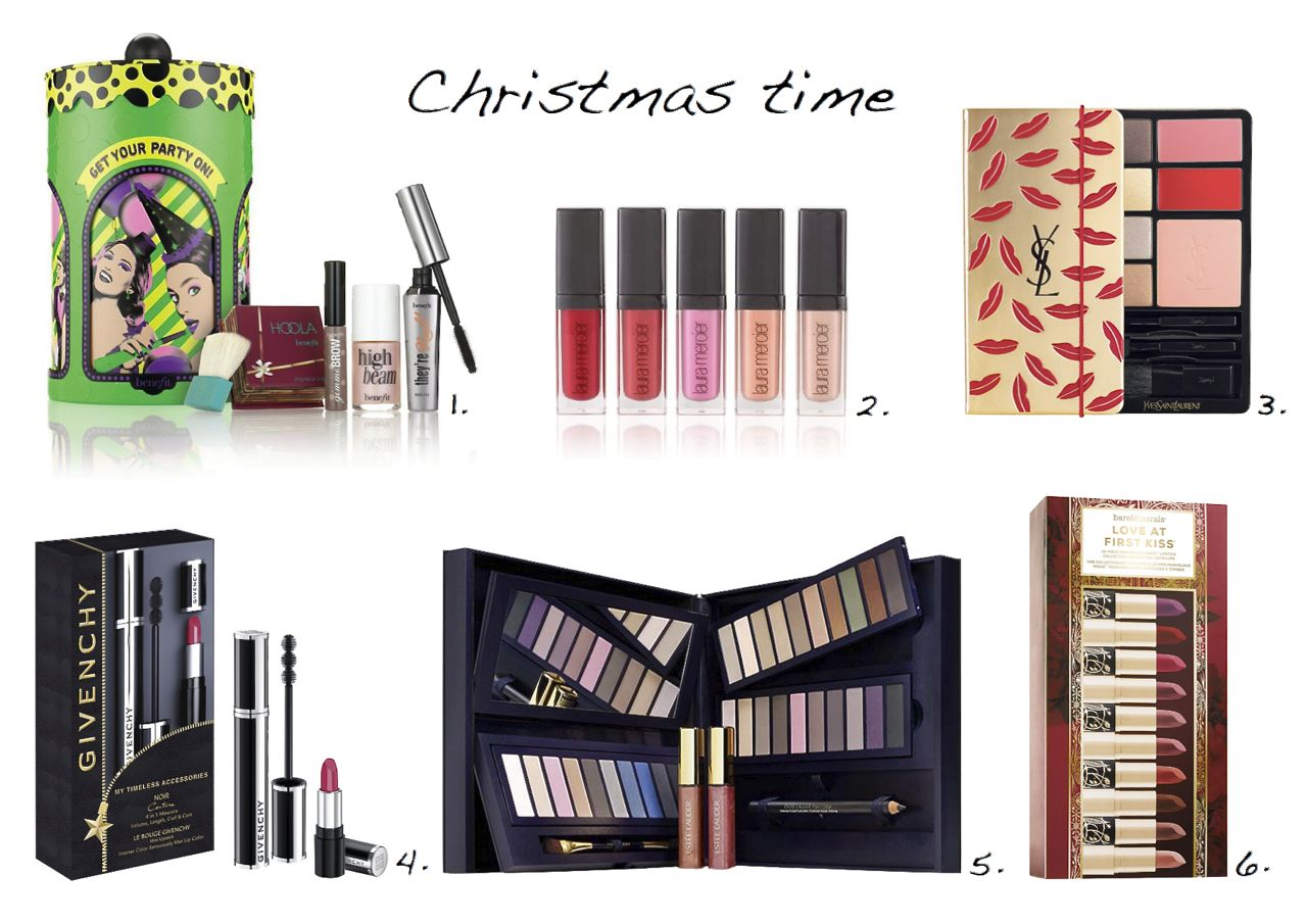 Holiday Makeup Gift Sets 2016 First Look 2016 E L F Holiday Gift Sets ...
