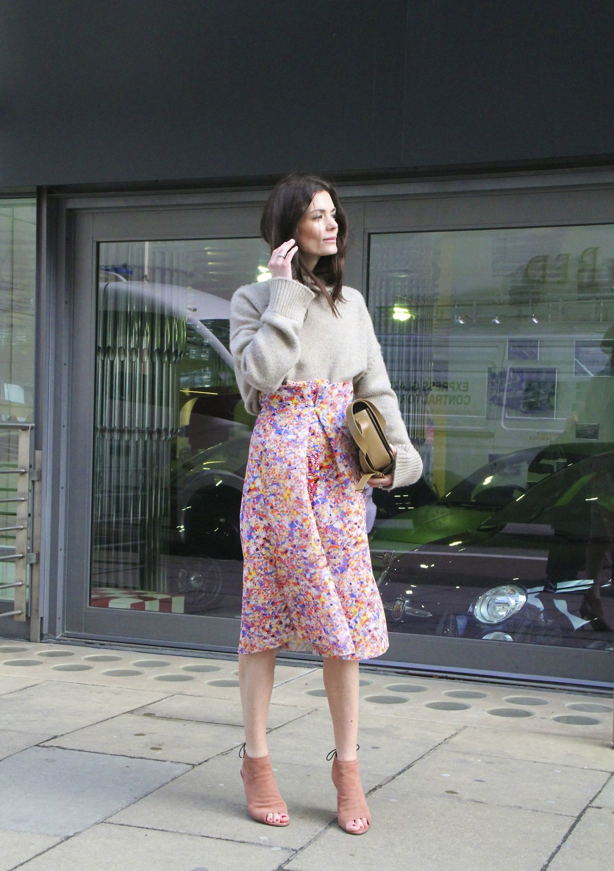 London street style Hedvig Opshaug the northernlight