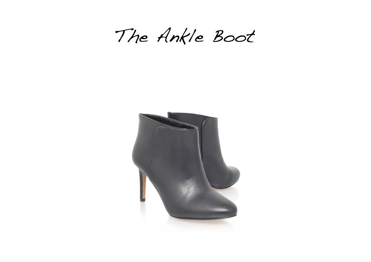 steal of the day nine west ankle boot