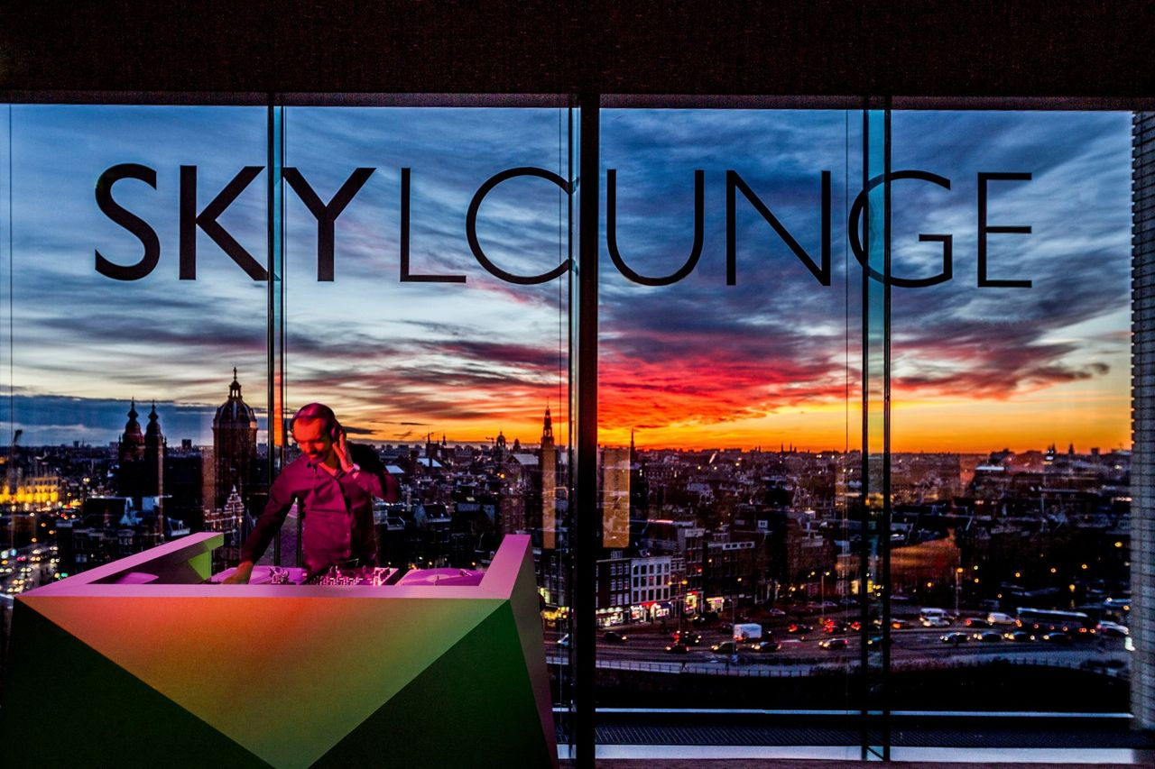 Rooftop Sessions SkyLounge things to do in Amsterdam